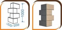 Угловой элемент Б-009